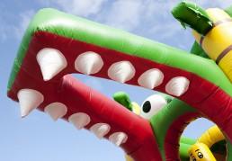 Multiplay Krokodil tanden