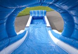 Multiplay Superdolfijn glijbaan met zwembad