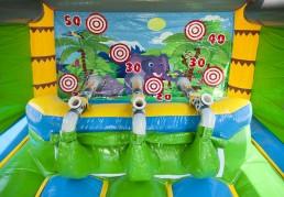 Shooter Challenge Olifant scorebord