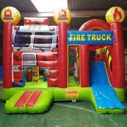 Springkasteel brandweer