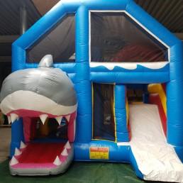 Springkasteel verkoop Haai
